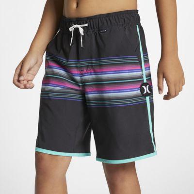 "Hurley Phantom Malibu Volley Boys' 16"" Board Shorts"
