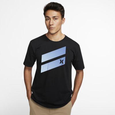 ハーレー プレミアム アイコン スラッシュ グラディエント メンズ Tシャツ