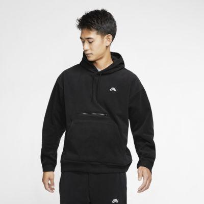 Skatehuvtröja Nike SB för män