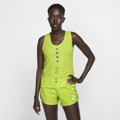 Dámské běžecké tílko Nike Dri-FIT Miler
