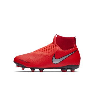 Nike Jr. PhantomVSN Academy Dynamic Fit Game Over MG-fodboldstøvle til flere typer underlag til små/store børn