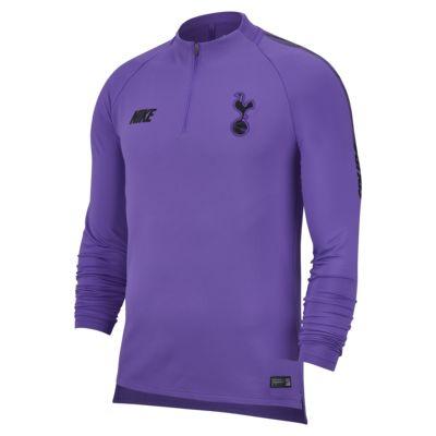 Top de fútbol de manga larga para hombre Tottenham Hotspur Dri-FIT Squad Drill