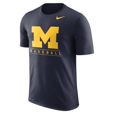 Nike College Legend Team Issue (Michigan) Men's T-Shirt