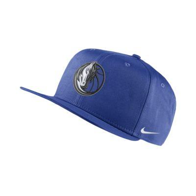 Gorra de la NBA Dallas Mavericks Nike Pro