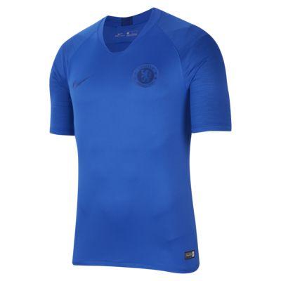 Nike Breathe Chelsea FC Strike Men's Short-Sleeve Soccer Top