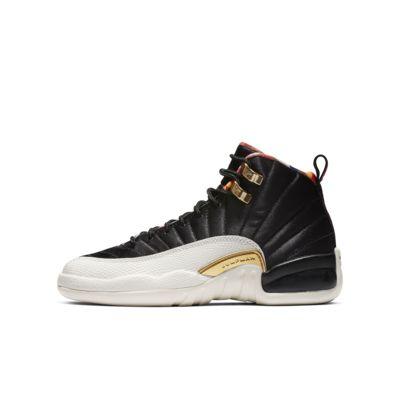 Air Jordan 12 Retro CNY Big Kids' Shoe