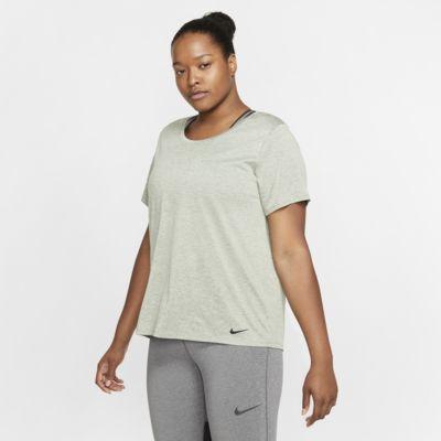 Nike Dri-FIT Legend Women's Short-Sleeve Training Top (Plus Size)