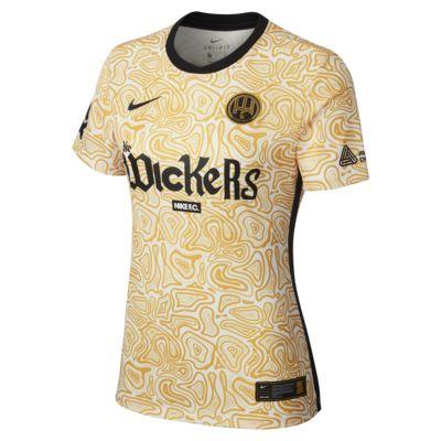 Camiseta de fútbol para mujer Hackney Wick FC Away