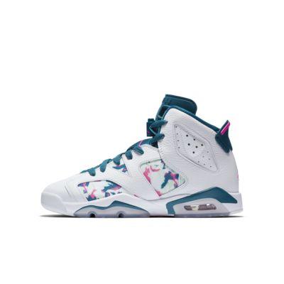 c302a460a264 Air Jordan Retro 6 Big Kids  Shoe. Nike.com