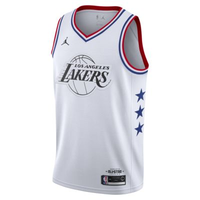 LeBron James All-Star Edition Swingman Jordan NBA Connected Trikot für Herren