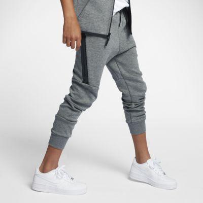 Nike Sportswear Tech Fleece Older Kids' (Boys') Trousers | Tuggl