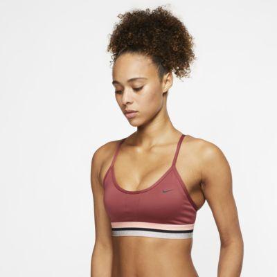 Nike Indy Icon Clash Hafif Destekli Kadın Spor Sütyeni