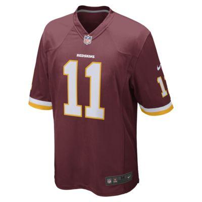 Spelartröja NFL Washington Redskins Game (Alex Smith) för män
