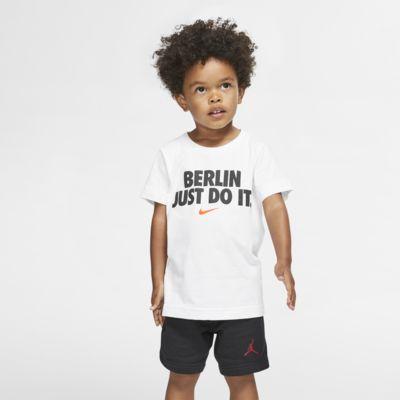 Nike-JDI-T-shirt til småbørn