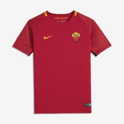 Купить Футбольное джерси для школьников 2017/18 A.S. Roma Stadium Home