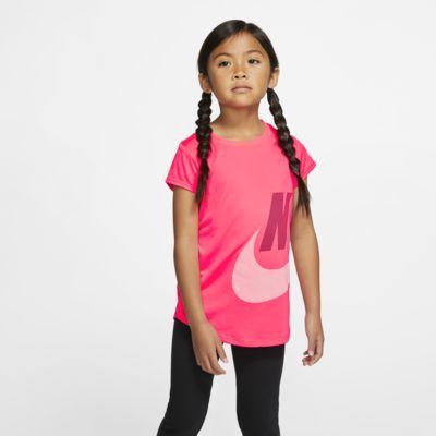 Nike Dri-FIT Little Kids' Short-Sleeve T-Shirt