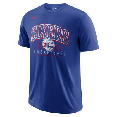 Philadelphia 76ers Nike Dri-FIT NBA-T-Shirt für Herren