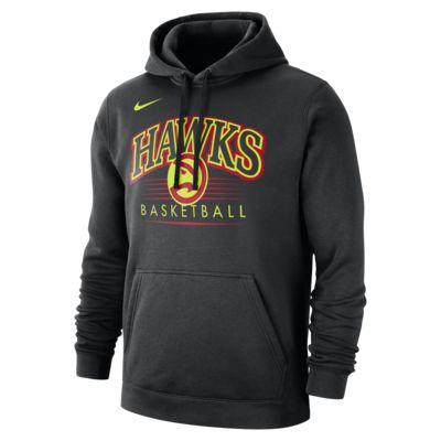 Sweat à capuche NBA Atlanta Hawks Nike pour Homme