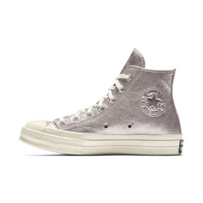 Converse Chuck 70 Heavy Metallic Leather High Top by Nike