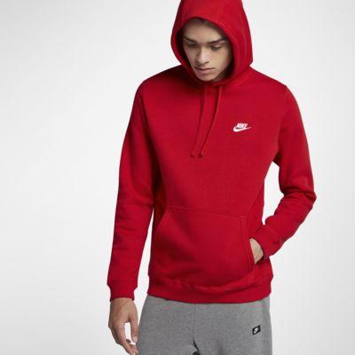 81953fe6622a Nike Sportswear Club Fleece Men s Hoodie. Nike Sportswear Club Fleece