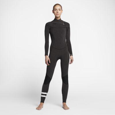 Γυναικεία ολόσωμη στολή κολύμβησης Hurley Advantage Plus 4/3 mm