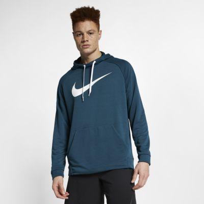 Nike Dry-FIT treningshettegenser for herre