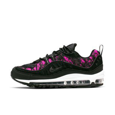 Sko Nike Air Max 98 Premium Camo för kvinnor