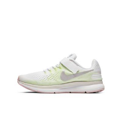 Nike Zoom Pegasus 34 FlyEase Little/Big Kids' Running Shoe