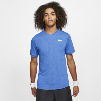 NikeCourt Dri-FIT Challenger Part superior de màniga curta de tennis - Home