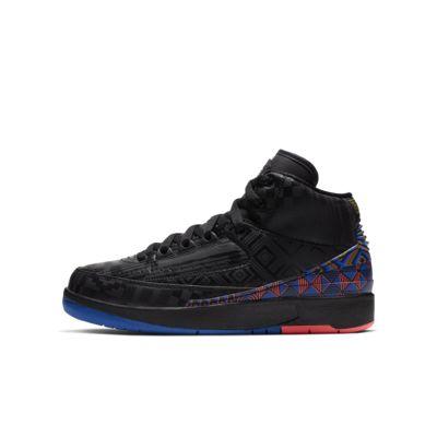 90a045bf058967 Air Jordan 2 Retro BHM Big Kids  Shoe. Nike.com