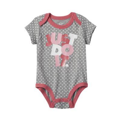 Body Nike JDI pro kojence (0–9 měsíců)