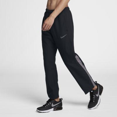 Ανδρικό υφαντό παντελόνι προπόνησης Nike Dri-FIT