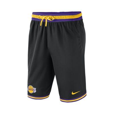 Los Angeles Lakers Nike NBA-Shorts für Herren