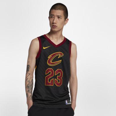 เสื้อแข่ง Nike NBA Connected ผู้ชาย LeBron James Statement Edition Swingman (Cleveland Cavaliers)