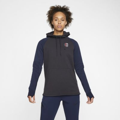 Paris Saint-Germain Women's Fleece Pullover Hoodie