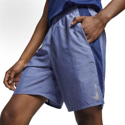 Shorts de running con ropa interior forrada de 23 cm para hombre Nike Challenger