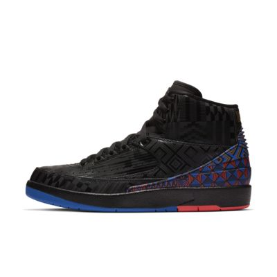 Air Jordan 2 Retro BHM Men's Shoe