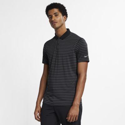 Nike Dri-FIT Victory 男款條紋 Polo 衫