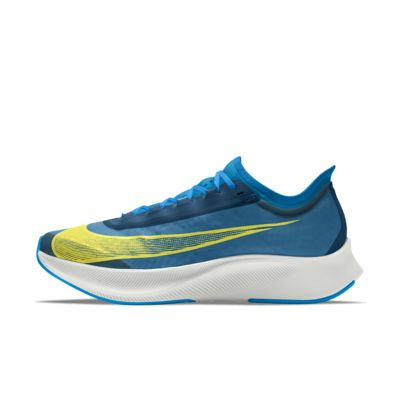 Nike Zoom Fly 3 Premium By You Custom Running Shoe