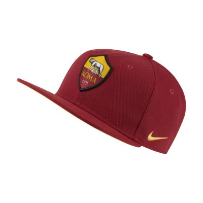 Бейсболка с застежкой для школьников Nike Pro A.S. Roma