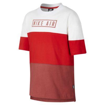 Nike Air Older Kids' (Boys') Short-Sleeve Top