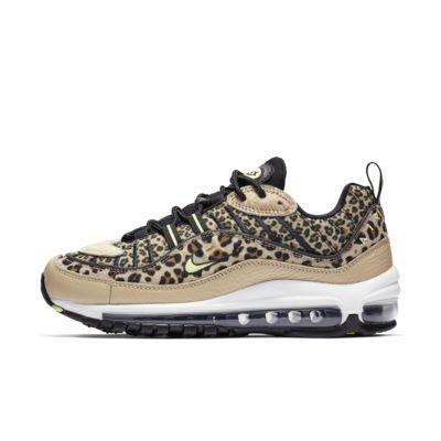 Chaussure Nike Air Max 98 Premium Animal pour Femme