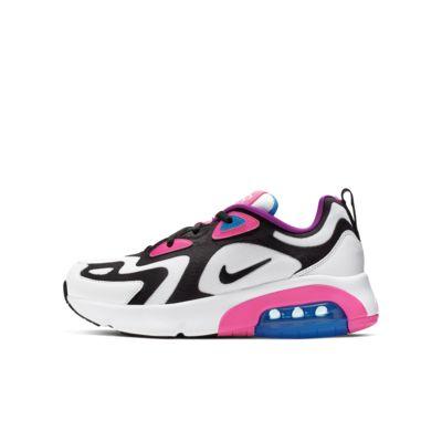 Nike Air Max 200 Genç Çocuk Ayakkabısı