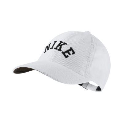 Gorra ajustable para niños talla grande Nike Heritage86