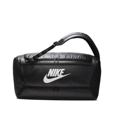 Konvertibel Nike Brasilia-træningssportstaske/rygsæk