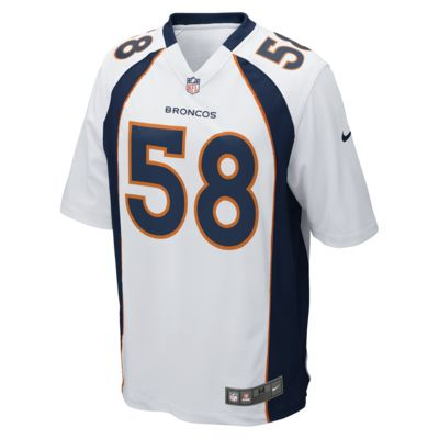 NFL Denver Broncos (Von Miller) Men's Game Football Jersey