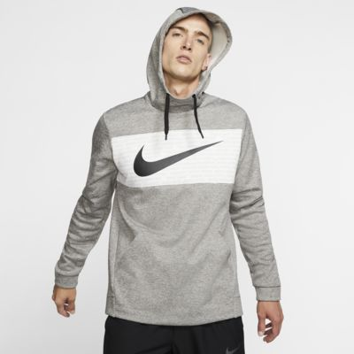 Nike Therma Men's Fleece Pullover Training Hoodie