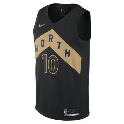 Купить Мужское джерси Nike НБА DeMar DeRozan City Edition Swingman Jersey (Toronto Raptors)