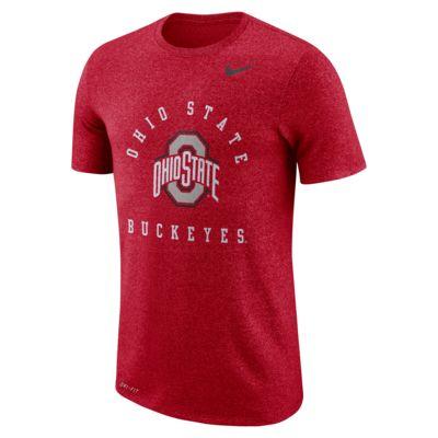 Nike College Marled (Ohio State) Men's T-Shirt