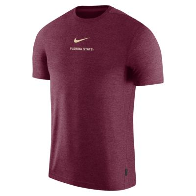 Nike College Dri-FIT Coach (Florida State) Men's Short-Sleeve Top